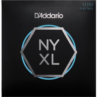 D'Addario NYXL Electric Guitar Strings   Medium Top - Heavy Bottom