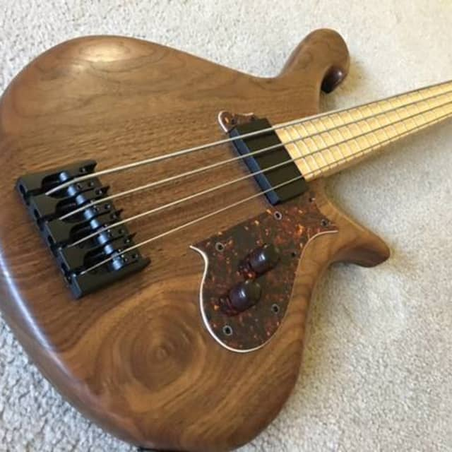 Birdsong Fusion.. 13th Anniversary Bass image