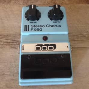 DOD Stereo Chorus FX60