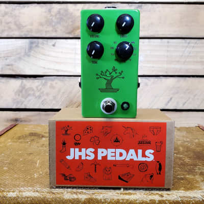 JHS Bonsai Overdrive - Ready to Ship 9 Tube Screamers - yeah, it really is that good TS9, 808