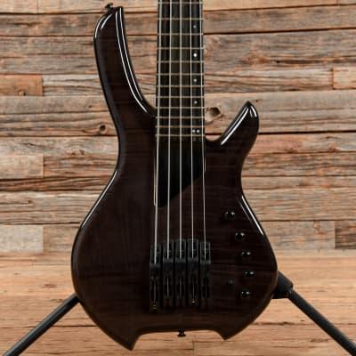 Willcox Lightwave Sabre 5-String Translucent Black 2012 for sale