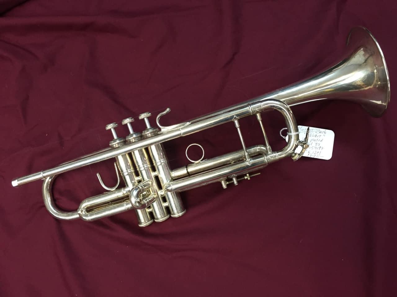 Bach 180S37 Stradivarius Series Bb Trumpet | Musician's Friend