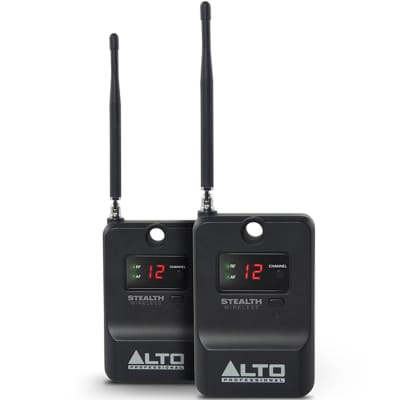 Alto Pro STEALTH WIRELESS Expander Pack 2xAdditional Wireless Receivers