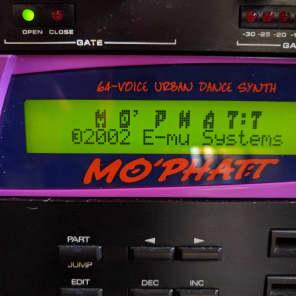 E-MU Systems Mo Phatt