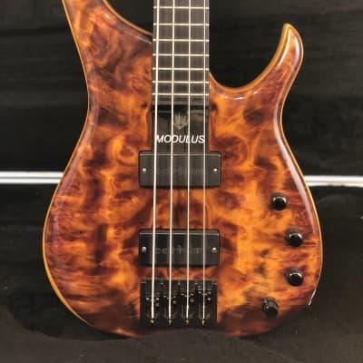 Modulus Quantum 4 Q4 Bass Guitar 2006 for sale