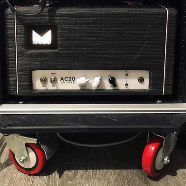 Morgan AC20 Deluxe image
