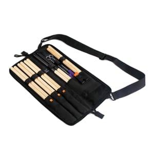 Gruv Gear QUIVR Quick Draw Drum Stick Mallet Brush Bag Case Classic Black Orange