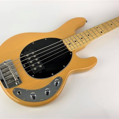 Music Man Sterling Ray 35 Butterscotch for sale