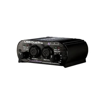 ART USB Dual Pre 2-Channel Audio Interface Preamplifier for sale