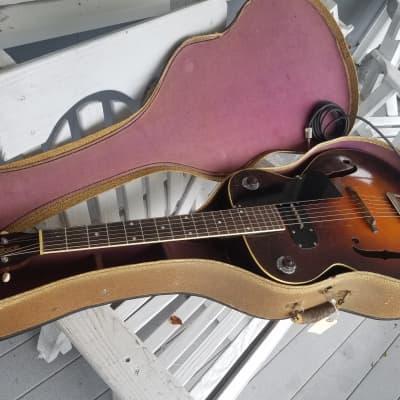 Kay Old Kraftsman  Archtop  Electric guitar  1939 Sunburst for sale