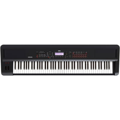 Korg KROSS 2 88 MB Black 88-Key Synthesizer Workstation Keyboard New //ARMENS//