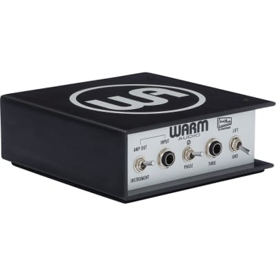 Warm Audio Direct Box Passive DI Box for Electric Instruments - BEST Direct Box