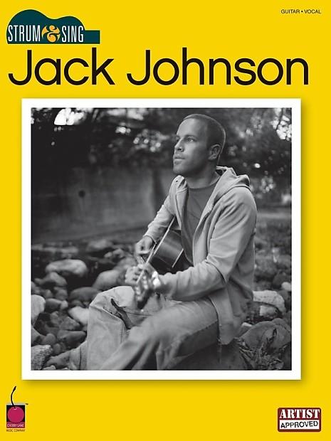 Jack Johnson Strum Sing Chords Lyrics Sheet Music Reverb