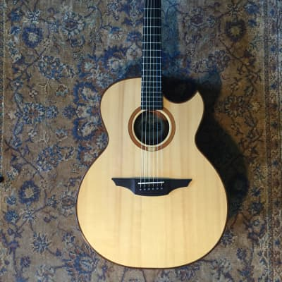 Brook Tavy Handmade acoustic guitar Lowden 2014 Spruce/ Yew for sale