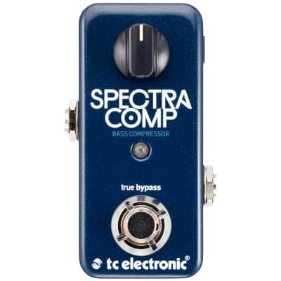 TC Electronic SpectraComp Bass Compressor pédale d'effet for sale