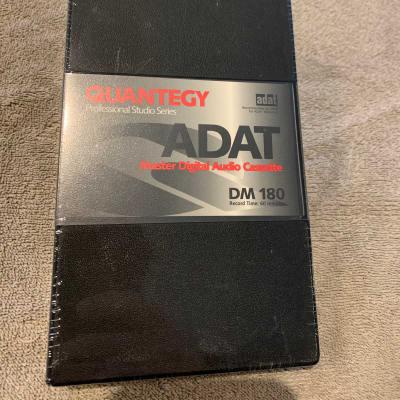 Quantegy DM180 ADAT S-VHS Master Tape Brand New Sealed