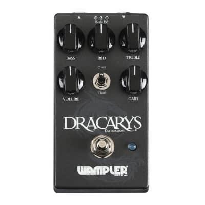 Wampler Dracarys Modern High-Gain Distortion Guitar Pedal