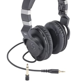 Samson Z35 Z-Series Over-ear Closed-back Studio Headphones