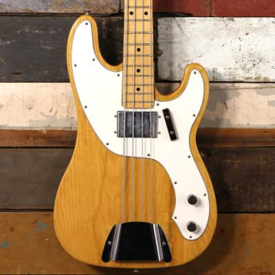 1974 Fender Telecaster Bass Natural