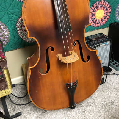 1945 Kay Bass Model M-1  Upright
