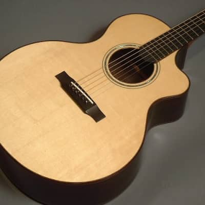 Galloup Solstice Cutaway Natural for sale