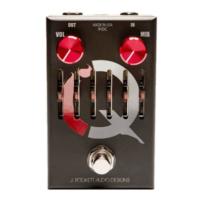 J Rockett Audio Designs IQ Compressor & 6 Band EQ Pedal for sale