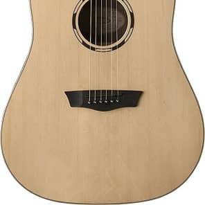 Washburn Woodline WLD20S Dreadnought Acoustic Guitar - Natural for sale