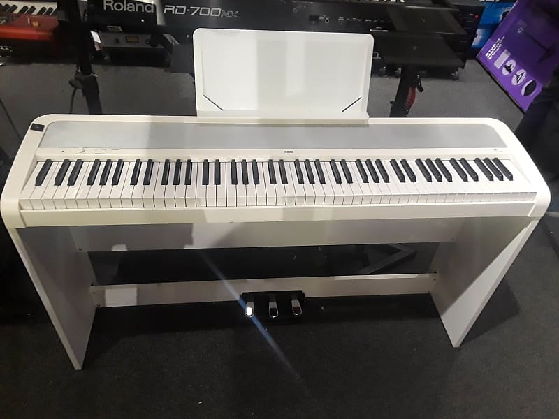korg b1sp digital piano sam ash hollywood reverb. Black Bedroom Furniture Sets. Home Design Ideas