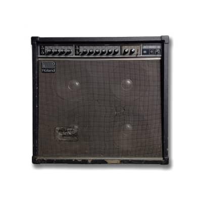 "Roland JC-160 Jazz Chorus 120-Watt 4x10"" Guitar Combo"