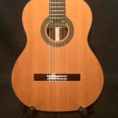 Kenny Hill New World Estudio Classical Guitar, 650mm Cedar/Indian Rosewood 2021 for sale