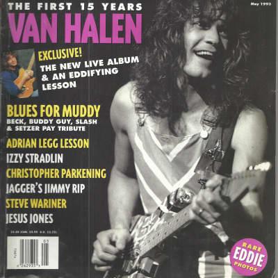 Guitar Player-Magazine, May 1993