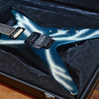 Dean Dimebag Black Bolt ML Floyd Rose w/ Hardcase Made in Korea for sale