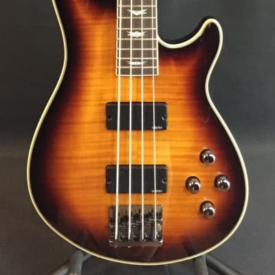 Schecter Omen Extreme-4 4-String Electric Bass Guitar Vintage Sunburst