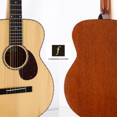 Flammang 000 12 Fret 2002 Natural *REDUCED* for sale