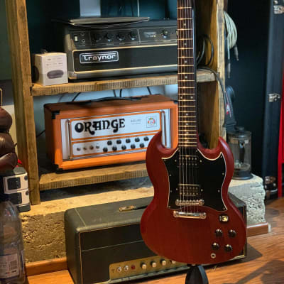 Gibson SG Special Faded 2010 Cherry for sale