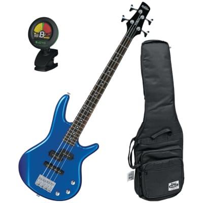 Ibanez GSRM20 Mikro Short-Scale Bass Guitar Bundle