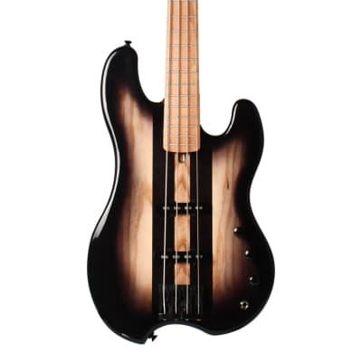 Ruach Music Skellig Bass Guitar SL Midnight Sunburst