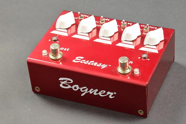 Bogner extacy red free shipping ishibashi music reverb bogner extacy red free shipping voltagebd Gallery