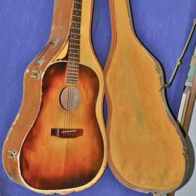 1967 Gibson J-45 Cherry Sunburst