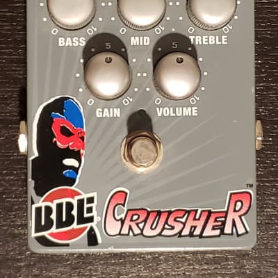 BBE Crusher Prototype
