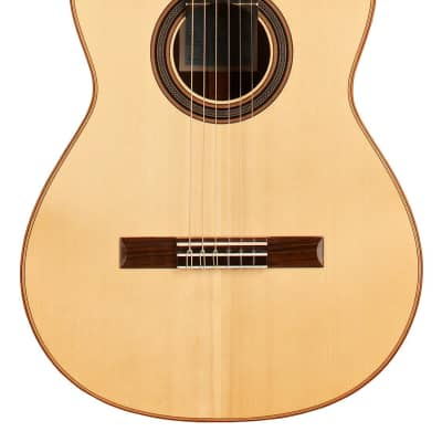 Loriente Clarita Classical Guitar Spruce/Indian Rosewood for sale