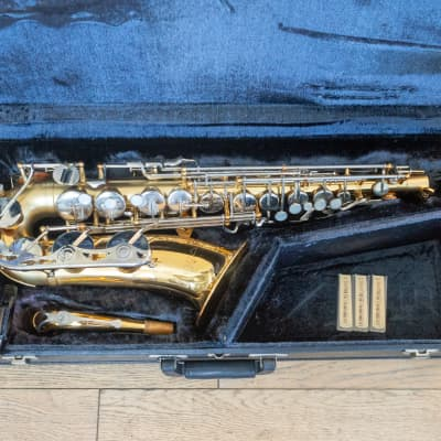 Leblanc Vito Alto Saxophone *Made in Japan *Cleaned & Serviced *Ready to play