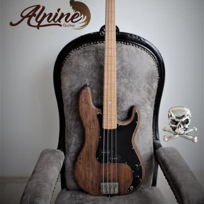 Alpine Delachapelle LA PIRATE Custom Shop 2019 brown walnut for sale
