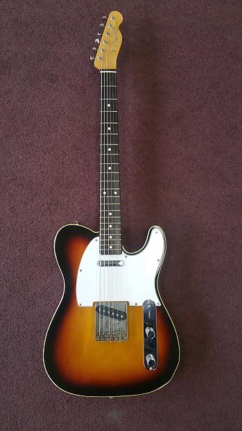 1985-86 Fender Telecaster 62 Reissue MIJ | J&S Pawn & Guns