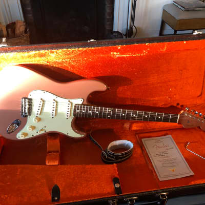 Fender Custom Shop '60 Reissue Stratocaster NOS for sale