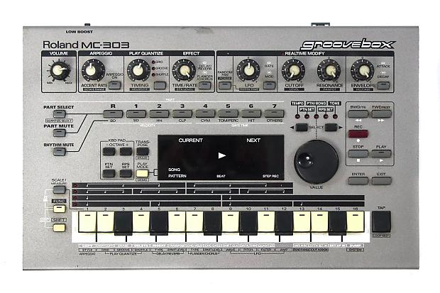 Roland MC Series Parts - Syntaur