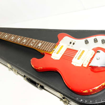 1960s Guyatone LG-85T Electric Guitar Ref No 2332 for sale