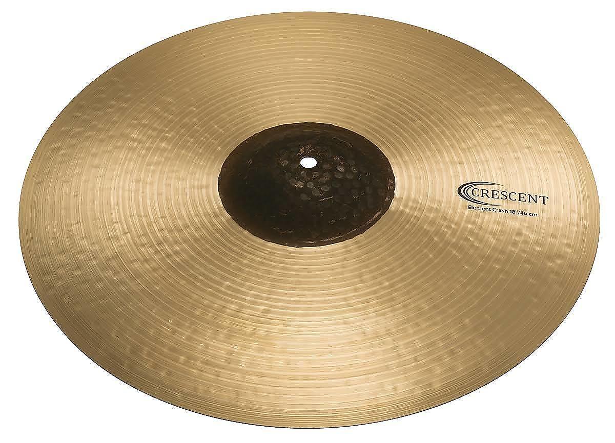 sabian el18c 18 crescent elements crash cymbal reverb. Black Bedroom Furniture Sets. Home Design Ideas