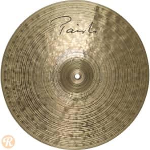 """Paiste 16"""" Signature Dark Energy Crash Cymbal Mark I Traditional"""