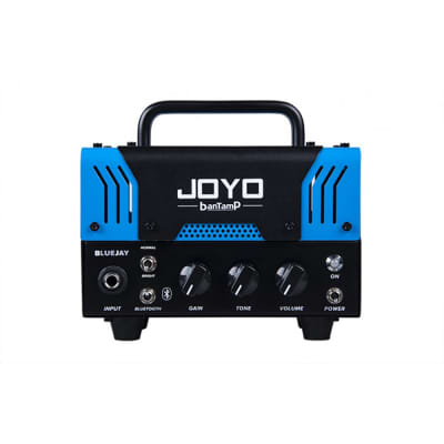JOYO BanTamP Bluejay Tube Guitar Amp 20 watt - Blue